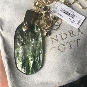 NWT Kendra Scott Inez Necklace